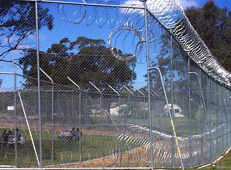 The Villawood detention centre in Sydney