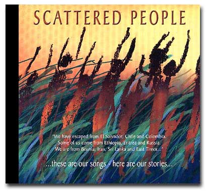 The Scattered People CD: refugees in song